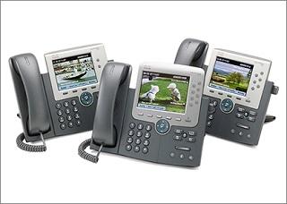 Cisco 7900 IP Phone