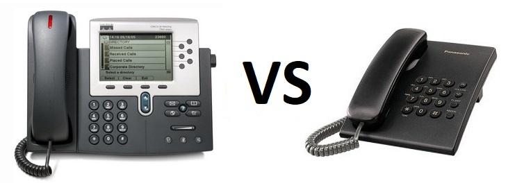 VoIP vs. Landline