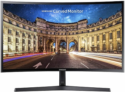 Samsung C27F398 Best Curved Monitor for Small Office