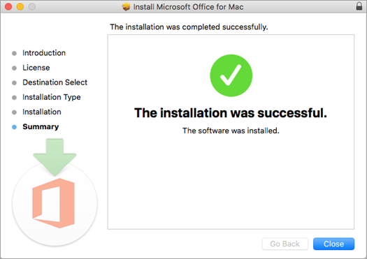 how to install office-365 on mac